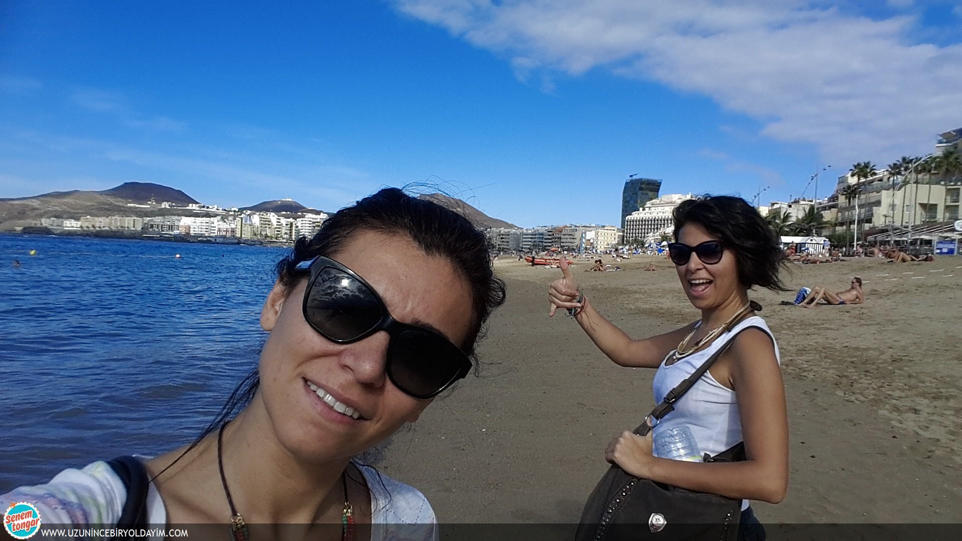 las canteras plajı
