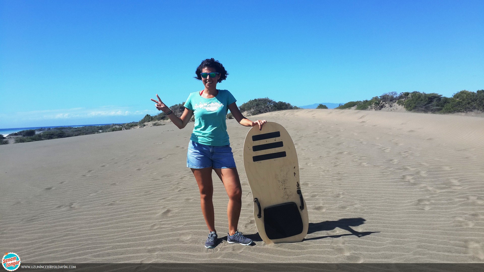 Dominican Rep_SandBoarding