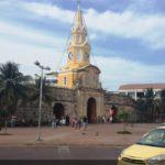 Saat Kulesi Meydanı-Cartagena