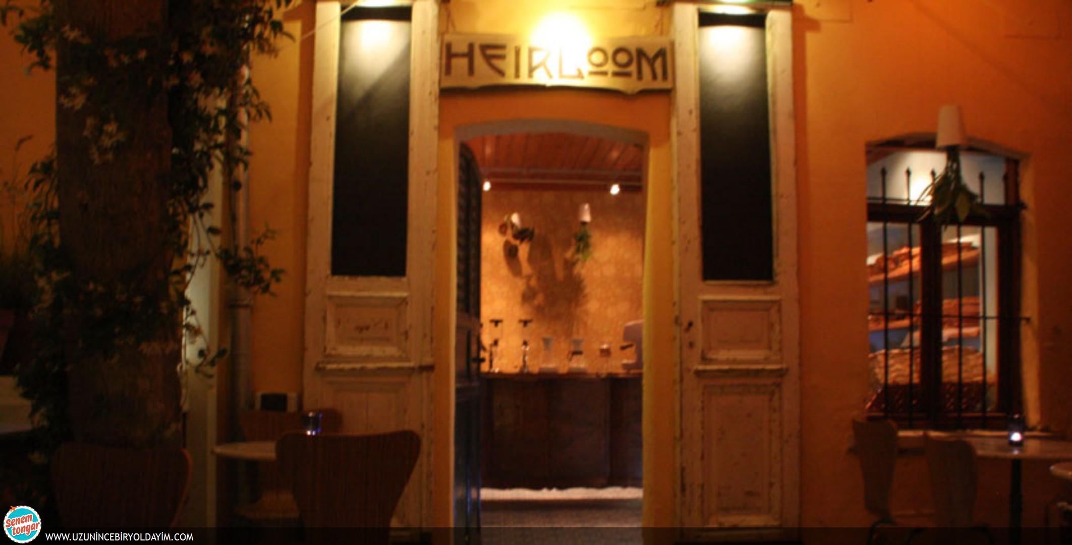 heirloom istanbul cafe