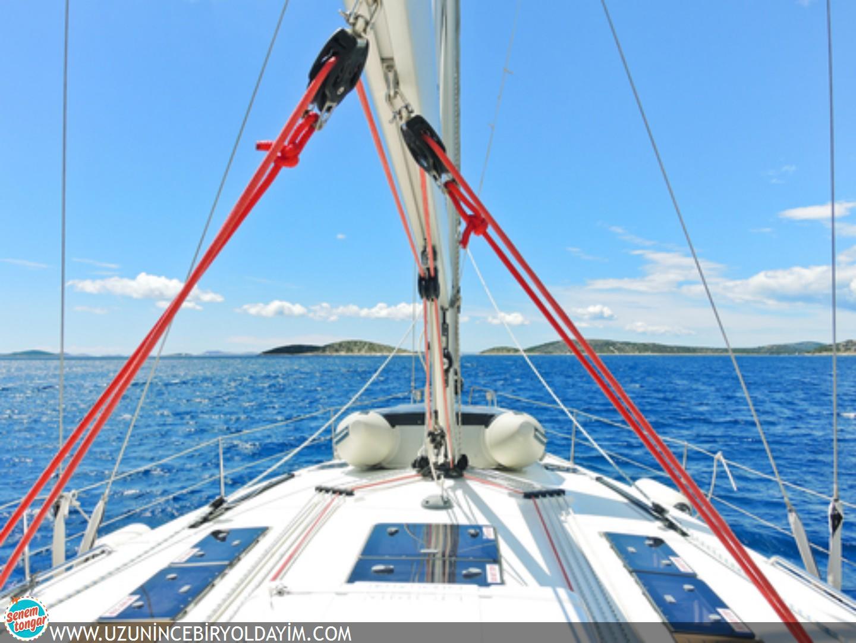 Teknede bir gün