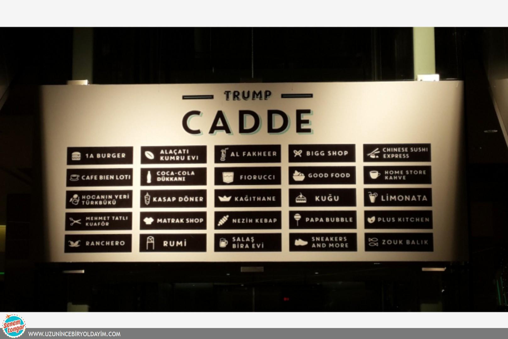 Trump Cadde