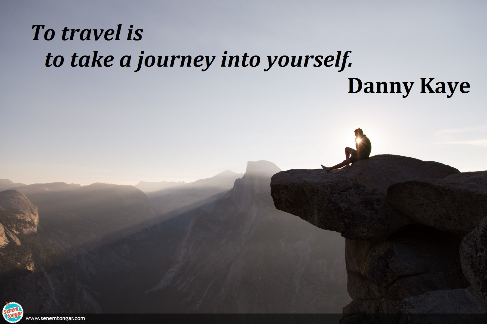 to travel is to take a journey_danny kaye