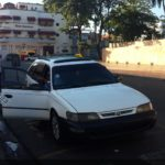 Taxi in Santo Domingo