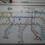 Bogota Otobüs Haritası