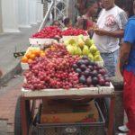 Seyyar Meyve Satıcıları-Cartagena