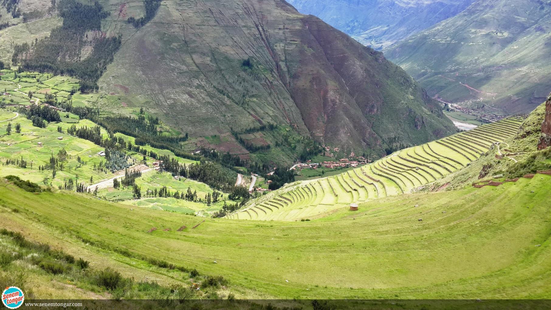Kutsal Vadi- Cusco