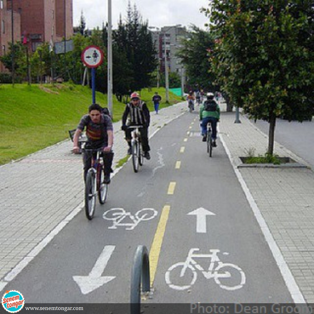 Bisiklet Yolu- Bogota