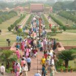 Bahai Tapınağı_Yeni Delhi Hindistan