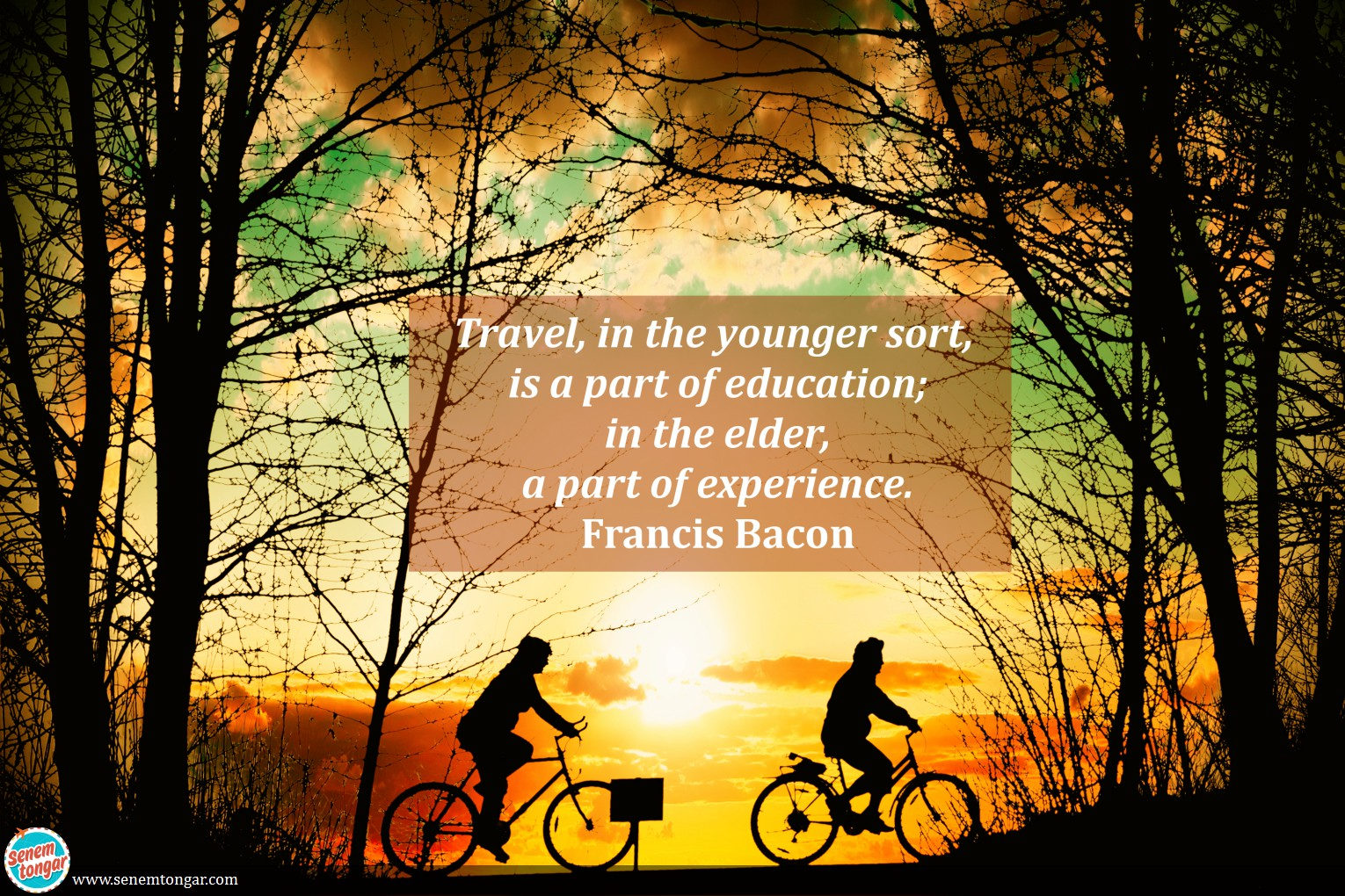francis bacon travel