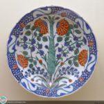 İznik Çinisi_Osmanlı Dönemi