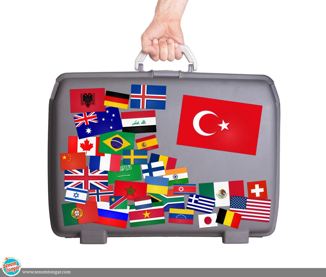 seyahat bavulu