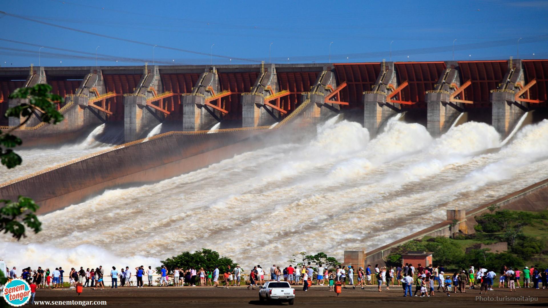 itaipu baraji