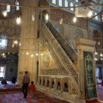 Selimiye Camii Minber