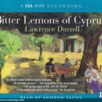 Bitter Lemons of Cyprus_Lawrence Durrell