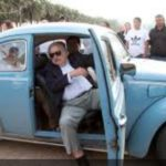 Jose Mujica 1987 Model Arabası