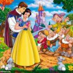 Pamuk Prenses ve Yedi Cüceler Kalesi