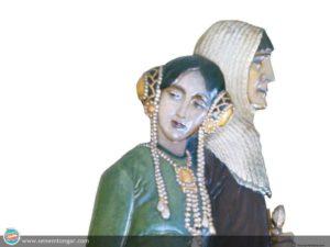 3_6. Leopold ve eşi Bizans prensesi Theodora Angela